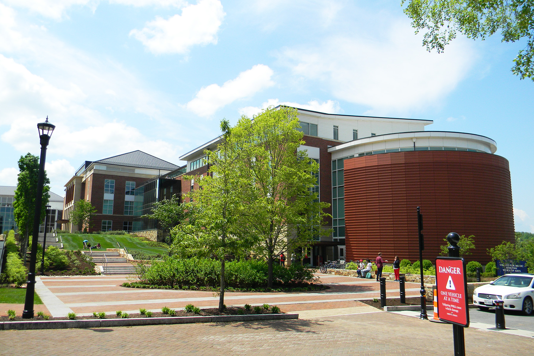 Commonwealth Blinds & Shades project: Liberty University School Of Music