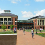 Commonwealth Blinds & Shades project: Liberty University Jerry Falwell Library