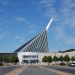 National Museum of the Marine Corps from Commonwealth Blinds & Shades