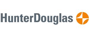Commonwealth Blinds & Shades manufacturer Hunter Douglas